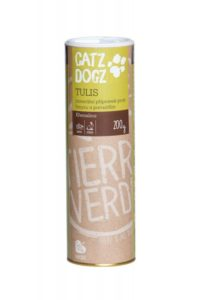 Catz&Dogz Tulis - Minerální přípravek na hubení parazitů a hmyzu