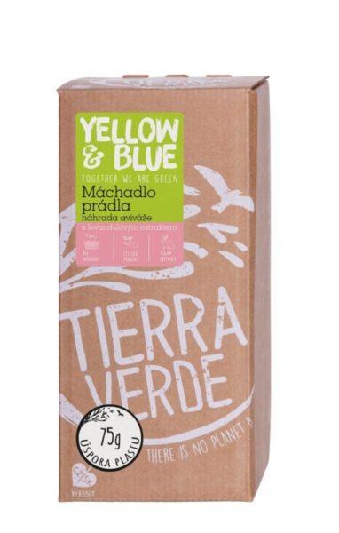 Yellow&Blue L'vandu love - máchadlo prádla (2 l) - šetrnější náhrada aviváže