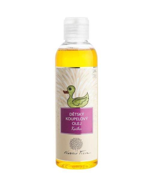 Nobilis Tilia Dětský koupelový olej Kačka (200 ml)