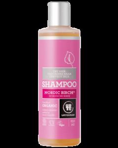 Urtekram Šampon pro suché vlasy - severská bříza BIO (250 ml)