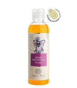 Nobilis Tilia Dětský sprchový gel Vendelín (200 ml) - s rakytníkovým olejem
