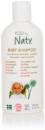 Naty Dětský šampon BIO (200 ml) - s bio aloe vera a kokosovým olejem