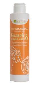 laSaponaria Šampon se slunečnicí a sladkým pomerančem (200 ml)