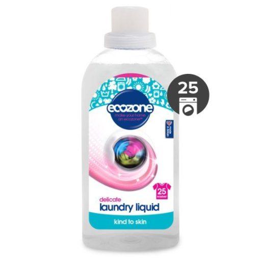 Ecozone Prací gel na vlnu a hedvábí (750 ml) - vhodný i pro miminka