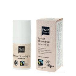 Fair Squared Olej na holení pro ženy (30 ml) - s meruňkovým olejem