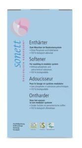 Sonett Změkčovač vody (1 kg) - náhradní náplň - pro účinné praní v tvrdé vodě