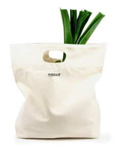 Re-Sack Plátěná nákupní taška s vykrojenými uchy - velmi pevná