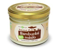 Purity Vision Bambucké máslo BIO (350 ml) - hedvábně jemné