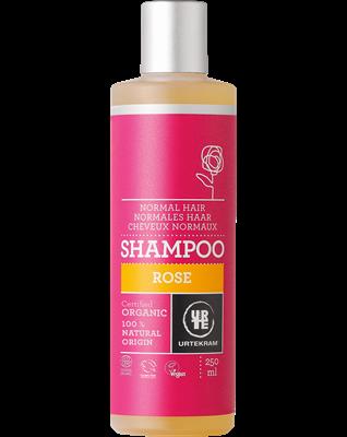 Urtekram Růžový šampon pro normální vlasy BIO (250 ml)