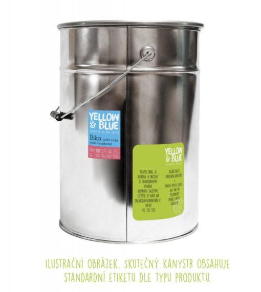 Yellow&Blue Prací soda (kbelík 15 kg) - pro výrobu domácího prášku