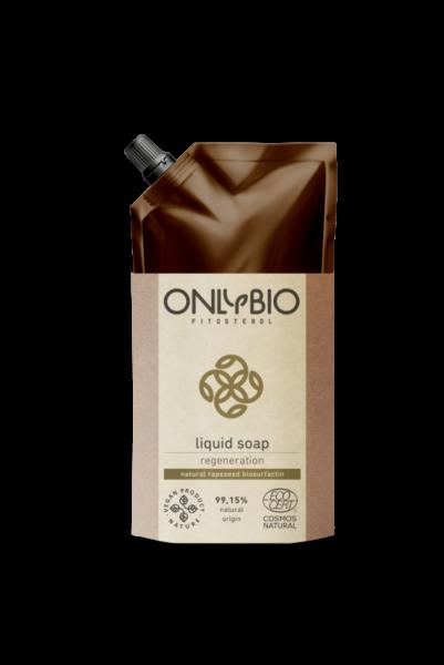 OnlyBio Regenerační tekuté mýdlo - náhradní náplň (500 ml)