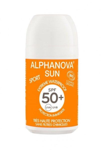 Alphanova Sun Opalovací krém roll-on SPF 50+ BIO (50 g)
