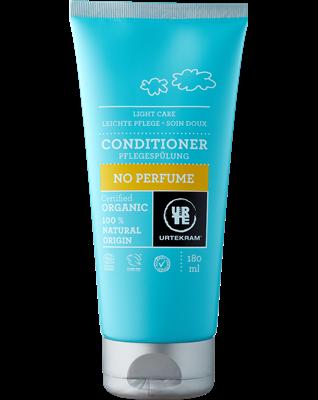 Urtekram Kondicionér bez parfemace BIO (180 ml) - vhodný i pro tu nejcitlivější pokožku