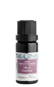 Nobilis Tilia Směs éterických olejů - Příliv energie (10 ml) - podpoří při nervové slabosti