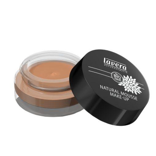 Lavera Přírodní pěnový make-up (15 g) - mandle