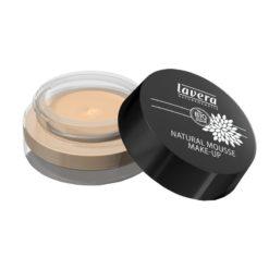 Lavera Přírodní pěnový make-up (15 g) - slonová kost