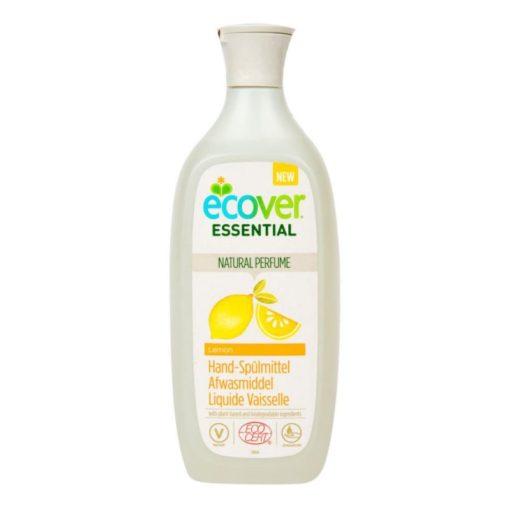 Ecover Essential Přípravek na mytí nádobí - citrón - s certifikací ecocert