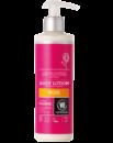 Urtekram Rozmazlující růžové tělové mléko BIO (245 ml)