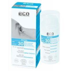 Eco Cosmetics Opalovací krém Neutral bez parfemace SPF 30 BIO (100ml)