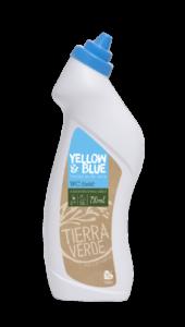 Yellow&Blue WC čistič (750 ml) - s kyselinou citronovou