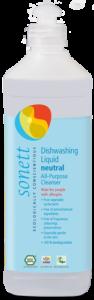 Sonett Prostředek na nádobí / Univerzální čistič Sensitive (500 ml)