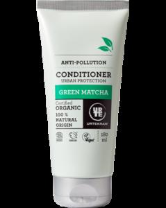 Urtekram Kondicionér Green Matcha (180 ml) - chrání proti znečištění