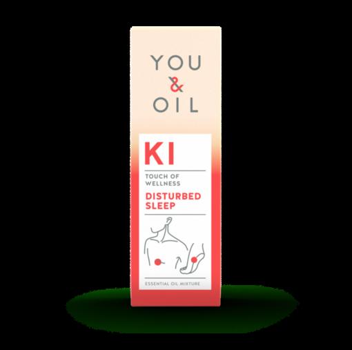 You & Oil KI Bioaktivní směs - Porucha spánku (5 ml) - uleví od nespavosti