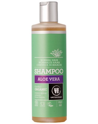 Urtekram Šampon s aloe vera pro normální vlasy BIO (250 ml)