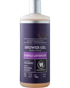 Urtekram Obnovující sprchový gel - levandule BIO (500 ml)