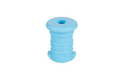 Zdravá lahev Náhradní zátka -  modrá - kompatibilní s jakoukoli zdravou lahví