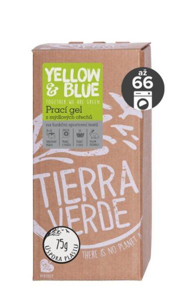 Yellow&Blue Prací gel na funkční textil (2 l) - bio