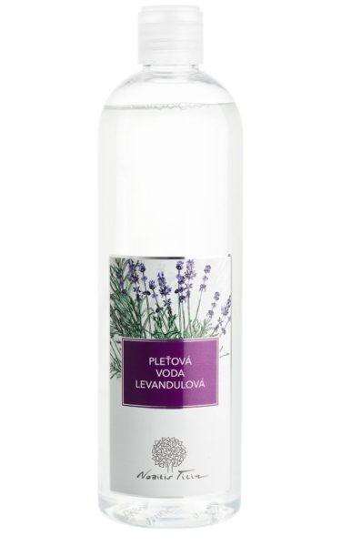 Nobilis Tilia Pleťová voda levandulová (500 ml) - i pro velmi citlivou a zánětlivou pleť