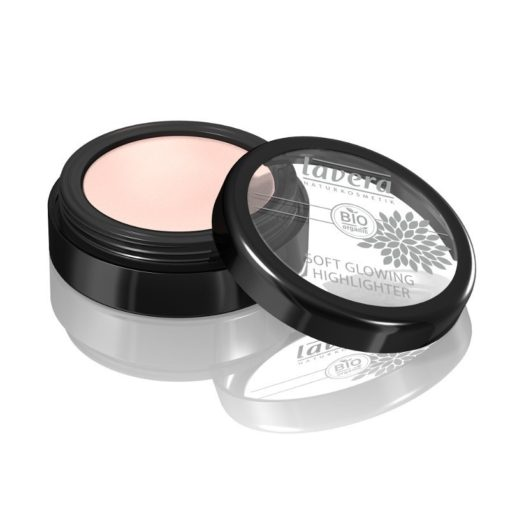 Lavera Zářivý rozjasňovač (4 g) - perleťově růžová