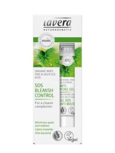 Lavera SOS gel na akné BIO (15 ml) - s okamžitým účinkem
