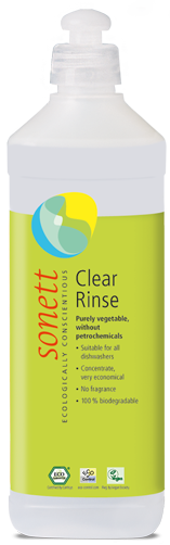 Sonett Leštidlo (oplach) do myčky (500 ml) - 100% přírodní složení