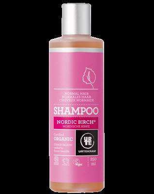 Urtekram Šampon pro normální vlasy - severská bříza BIO (250 ml)