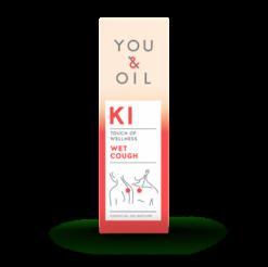 You & Oil KI Bioaktivní směs - Vlhký kašel (5 ml) - uleví od nepříjemného kašle