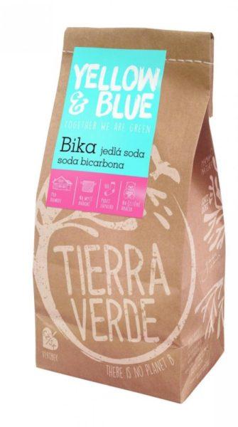Yellow&Blue BIKA – Jedlá soda (Bikarbona) (sáček 1 kg)