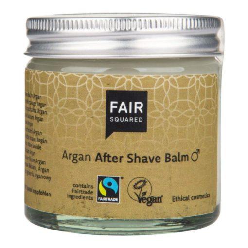 Fair Sqaured Balzám po holení pro muže (50 ml) - s arganovým olejem