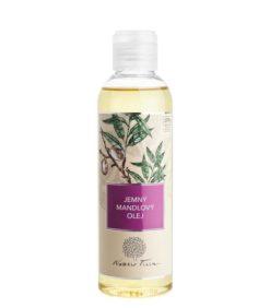 Nobilis Tilia Mandlový olej jemný (200 ml) - jemný olej pro všestranné použití
