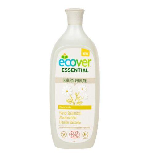 Ecover Essential Přípravek na mytí nádobí (1 l) - heřmánek - s certifikací ecocert