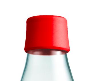 Retap Samostatné víčko - červené - k vašim různým outfitům :-)