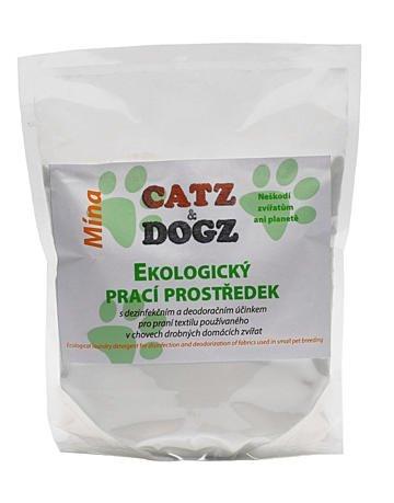 Catz&Dogz Mína - prací prostředek pro chovatele (sáček 1 kg)
