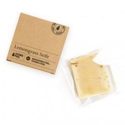 Hydrophil Tuhé mýdlo - citrónová tráva (80 g) - vhodné na tělo i vlasy