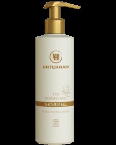 Urtekram Sprchový gel Morning Haze BIO (245 ml) - pro vláčnou a hydratovanou pokožku