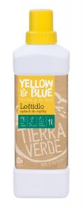 Yellow&Blue Leštidlo (oplach) do myčky (1 l) - bez optických zjasňovačů