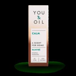 You & Oil Vůně do bytu - Klid (5 ml) - s aromaterapeutickými účinky