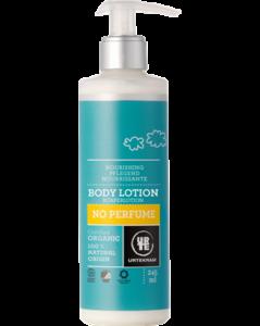 Urtekram Vyživující tělové mléko bez parfemace BIO (245 ml)