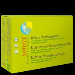Sonett Tablety do myčky (25 ks) - pro nekompromisně čisté nádobí