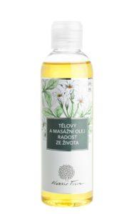 Nobilis Tilia Tělový a masážní olej Radost ze života BIO (200 ml)